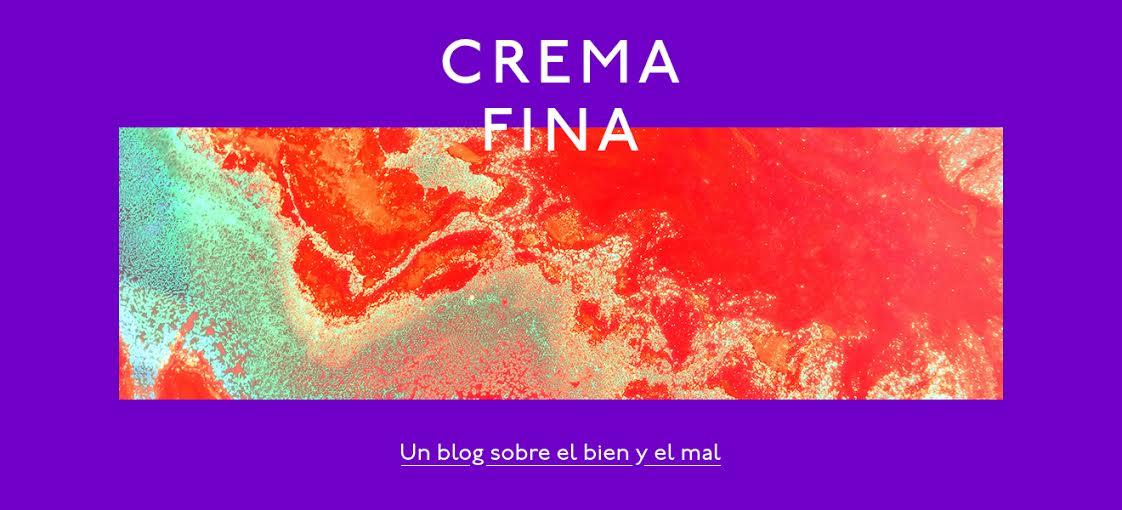 Crema Fina