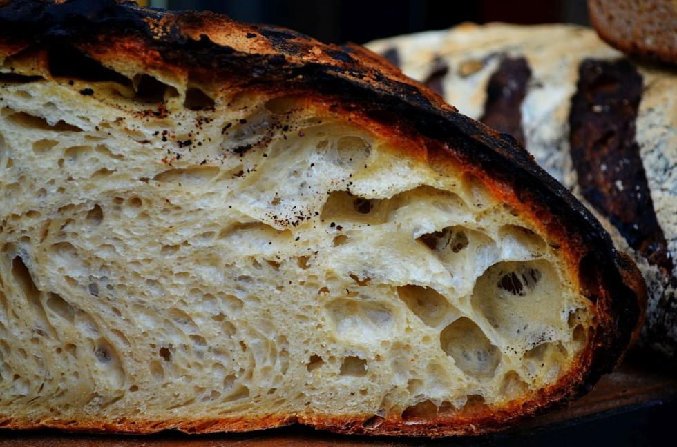 panadería, pan