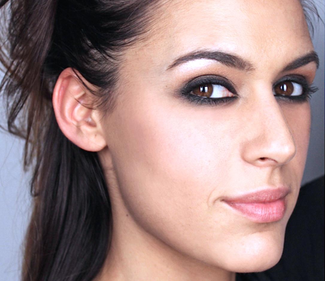 El maquillaje que no pasa de moda: Smokey Eyes - Make It Up
