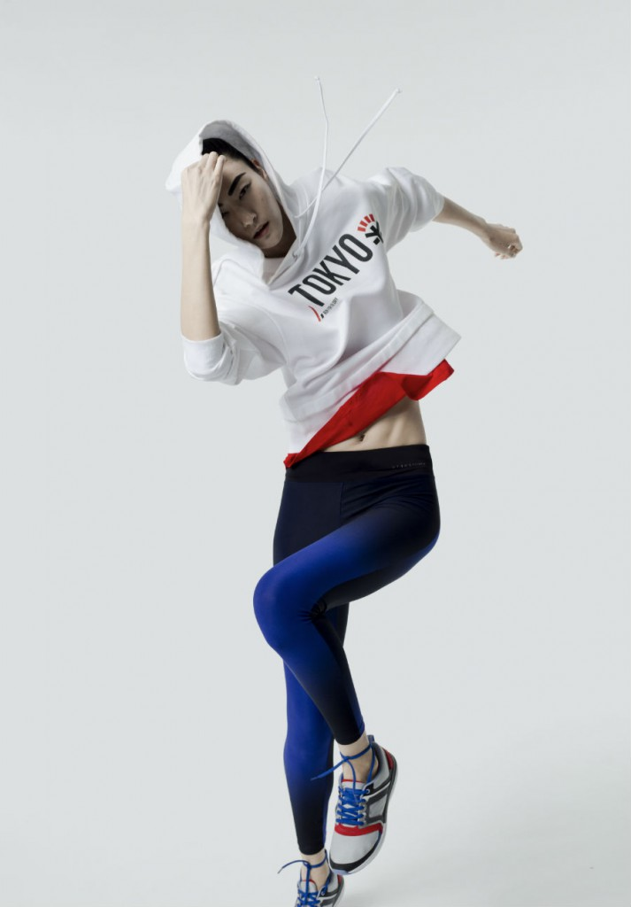 Gymwear Warrior Oysho By Ernesto Artillo  (14)