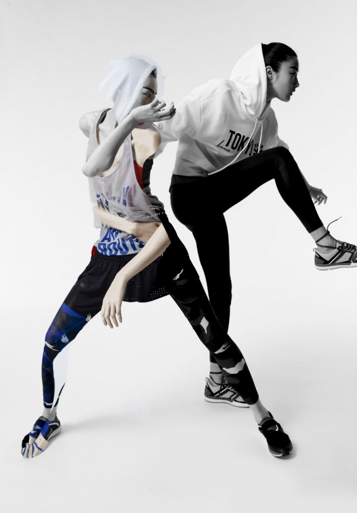 Gymwear Warrior Oysho By Ernesto Artillo  (22)