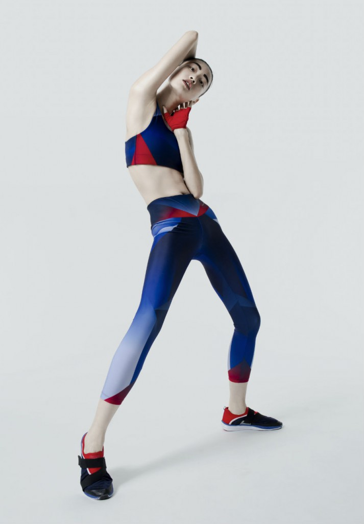 Gymwear Warrior Oysho By Ernesto Artillo  (4)